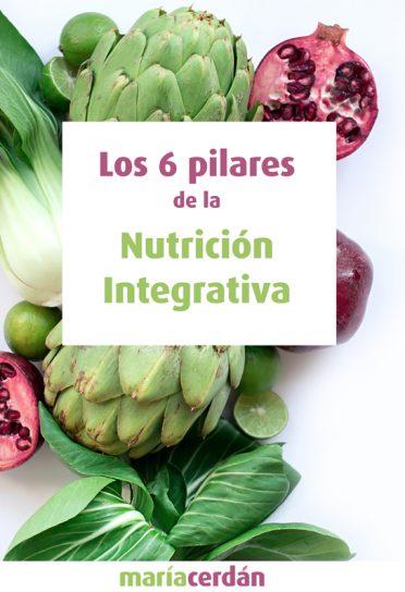 6 pilares de la Nutrición Integrativa